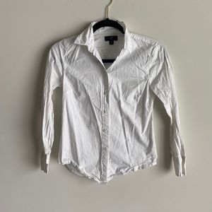 J. Crew Button Down - worn & washed once.
